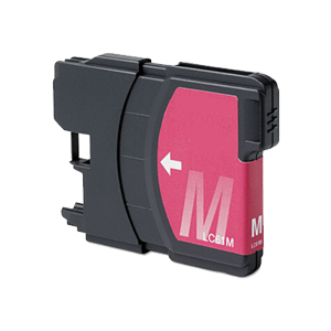 Brother LC61M Magenta Premium Compatible Ink Cartridge - MFC 5490, MFC 5890, MFC 6490 - (325 Pages)