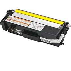Brother TN-315Y Yellow Premium Compatible Toner Cartridge - - (6,000 pages)