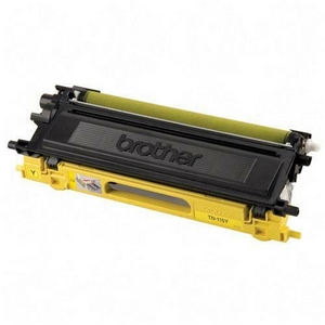 Brother TN115Y Yellow Premium Compatible Toner Cartridge  - (4,000 pages)