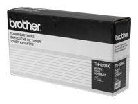 Brother TN02BK Black OEM Toner Cartridge - HL3400 Series - (14,000 pages)