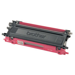 Brother TN110M Magenta OEM Toner Cartridge - HL4040CDN, HL4070CDW series - (1,500 pages)