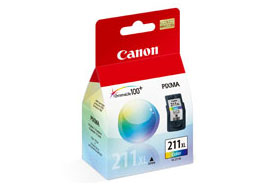 Canon CL211XL High Yield Ink Cartridge - PIXMA iP2702 - Ink Tank