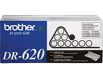 Brother DR620 OEM Drum Cartridge - HL-5340D, HL-5350DN series - (25,000 pages)