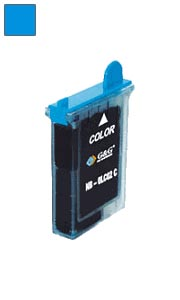 Brother Compatible LC-02C LC02C Inkjet Cartridge, 400 Pages, Cyan