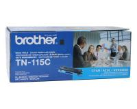 Brother TN115C Cyan OEM Toner Cartridge - DCP-9040CN, DCP-9045CD series - (4,000 pages)
