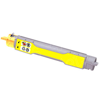 Dell 310-7896 Compatible Yellow High Yield Toner Cartridge