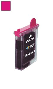 Brother Compatible LC-02M LC02M Inkjet Cartridge, 400 Pages, Magenta