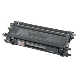 Brother TN110BK Black OEM Toner Cartridge - HL4040CDN, HL4070CDW series - (2,500 pages)