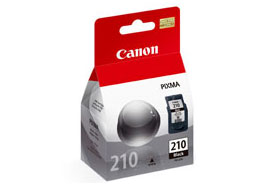Canon PG210 Black OEM Ink Cartridge - PIXMA iP2702 - Ink Tank