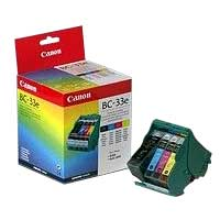 Replacement Ink Cartridge BC-33E for BJC-3000, S400, MultiPASS? C755, Color