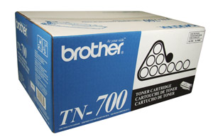 Brother TN700 Black OEM Toner Cartridge - HL-7050 series - (12,000 pages)