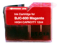 Canon Compatible BJI-201M BJI-201M 0948A003AA Inkjet Cartridge, 210 Pages, Magenta