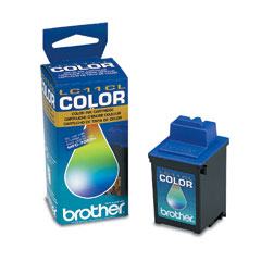 Color Ink Cartridge for MFC-7050C Ink Jet Printer