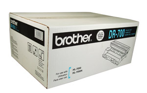 Brother DR700 OEM Drum Cartridge - HL-7050 series - (40,000 pages)