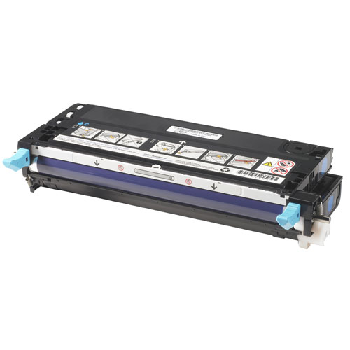 Dell 310-8094 Cyan Premium Compatible Toner Cartridge - 3110cn, 3115cn series - (8,000 pages)