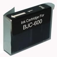 Canon Compatible BJI-201HC BJI201HC 0946A003AA 0946A003 Inkjet Cartridge, 600 Pages, Black