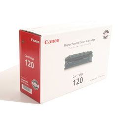 Canon (120) 2617B001AA Black OEM Toner Cartridge - imageCLASS 1150 series - (5,000 pages)