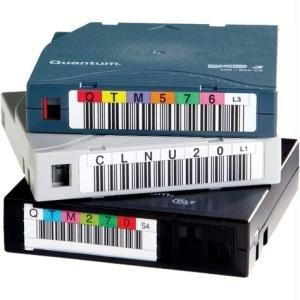 Quantum Data Cartridge Bar Code Labels, Lto Ultrium 5, Series 000101-000200