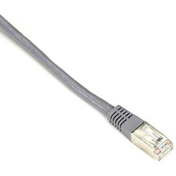 Black Box Network Services Cat5e 100-mhz Shielded, Stranded Pvc Cable, (sstp Pimf), Pvc, Gray, 3-f