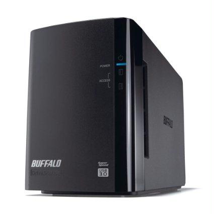 Buffalo Technology 4tb Drivestation Duo