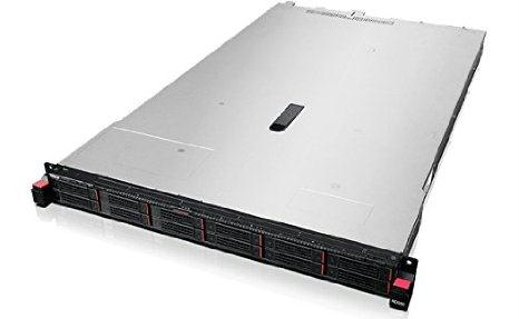 Lenovo Rd550, 2p1u Rack, Intel Xeon E5-2650v3 (2.3ghz), 10-core, 1 X 8gb Ddr4-2133mhz (