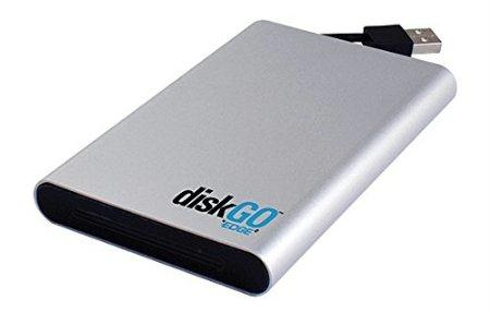 Edge Memory 320gb Diskgo 2.5 Portable Usb Hard Driv