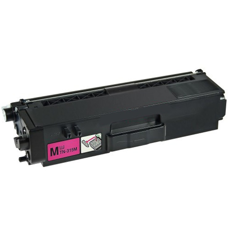 brother tn 310m magenta toner cartridge hl 4150cdn hl 4570cdw hl 4570cdwt mfc 9460cdn. Black Bedroom Furniture Sets. Home Design Ideas