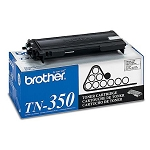 Brother TN350 Black OEM Toner Cartridge - DCP-7020, HL-2040, IntelliFax-2820 - (2,500 pages)