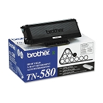 Brother TN580 Black High Yield OEM Toner Cartridge - DCP-8060, HL 5240, MFC 8460 - (7,000 pages)