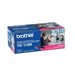 Brother TN115M Magenta OEM Toner Cartridge - DCP-9040CN, DCP-9045CD series - (4,000 pages)