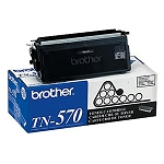Brother TN570 Black OEM High-Yield Toner Cartridge - DCP-8040, HL-5140, MFC-8220 - (6,700 pages)